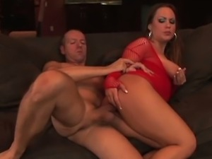 Sexy kaylee love cox is fucked by a massive cock