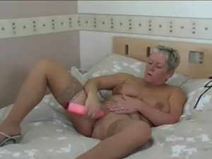 Orgasm for Tessa