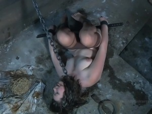 chained in the dungeon