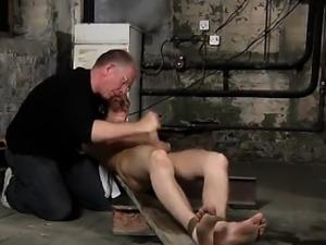 Gay video British lad Chad Chambers is his recent victim, li