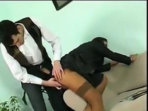 Secretary Getting Fucked