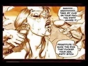 Hardcore Sexual Fetish Comic free