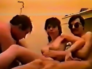 Vintage Russian Homemade Sex Tape