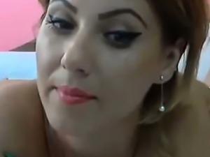Hot Webcam Girl Masturbates For You 9
