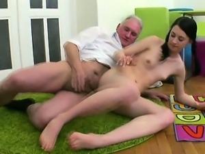 Busty pussy bound gangbang