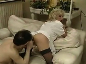 Dirty Blonde Getting Fisted