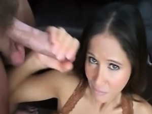 Step mother jerking off her step son
