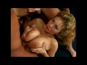 Busty Mom with Two Youngs BVR
