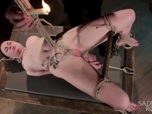 sex slave is awfully tortured