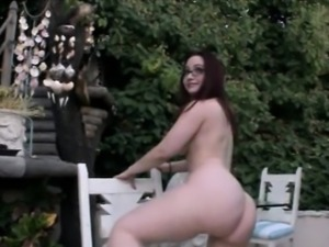 Phat ass whore Lily Sincere got her twat pounded real deep