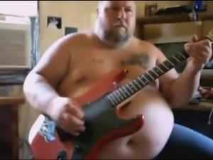 Fat Sexy Metallica Fan