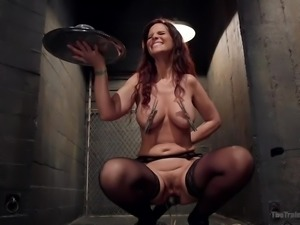 slut trained to serve men