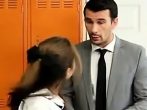 Very Bad And Beautiful Schoolgirl Fucking