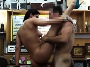 Hot and sexy brazillian lady gets fucked