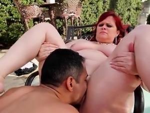Wife sperm in mouth