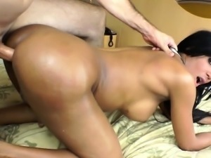 Straighties Oily Massage
