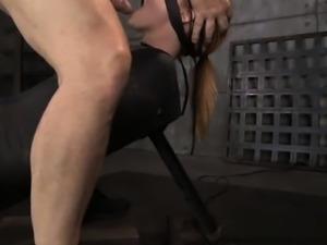 Geile Hausfrau pussy orgasm