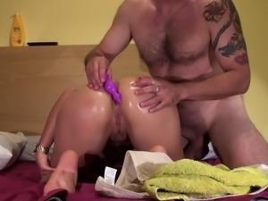 Alondra Almeria anal toys y anal !!!