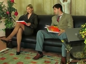 Sex in job interviews