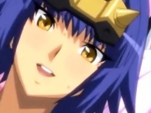 Two hentai Princess gangbang and cumshot allbody