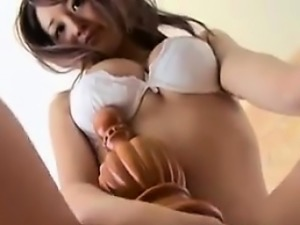 Beautiful Japanese Girl Non Nude Teasing
