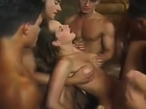 Horny Sluts Having Fun With Handsome Men