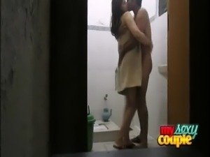 indian amateur wife sonia in shower sex with her husband sunny free