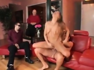 Mrs. Candy Is A Real Swinger