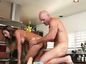 Johnny Sins is probably one of the best in the business at what he does, and...