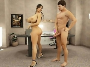 Sex at office 1