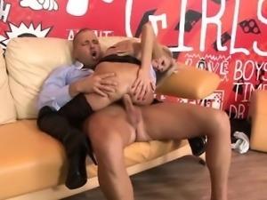 Butt fucked kinky blonde mature atm suck