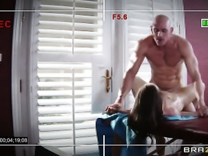 Lily Carter enjoys another anal session with Johnny Sins