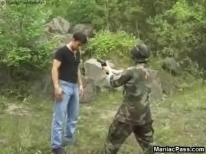 Army slut fucking maneuvers free