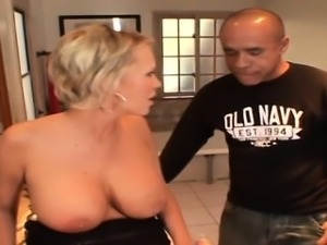Hot daughter bound gangbang