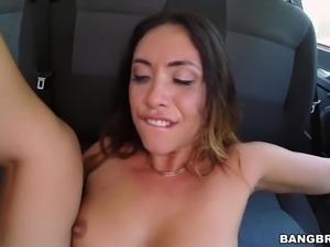 eve gets fucked in the bang bus
