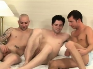 It\'s cold outside and it\'s time for the guys to look for