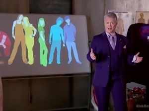 macdaddy teaches everyone about gender identity and sexual orientation