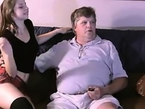 Strokes hot niece wants not her uncles big dick 6