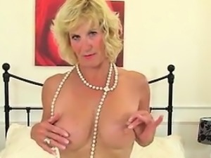 British milf Molly sends herself into a  - Fuck from MILF-ME