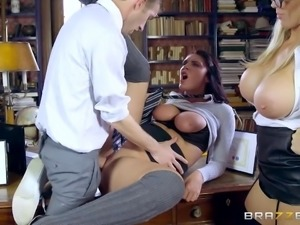 horny emma gets loose at school