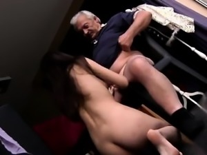 Older and young girls having sex together Horny senior Bruce