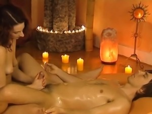 Loving Lingham Handjob Massage