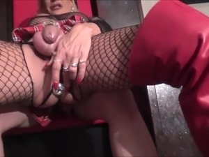 sexy slut encaged