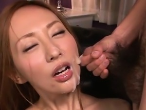Erena Aihara loves touching her pussy in naughty ways