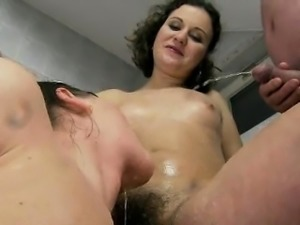 Naughty Fist, Squirting Piss