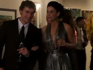 India Summer is with a guy