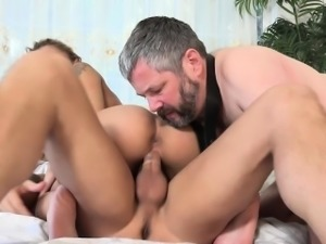 Holly Hendrix Cuckolds Husband and Makes Him Eat Cum