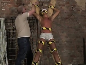 Gay gothic sex Slave Boy Made To Squirt