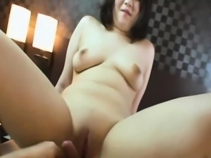 Maiko Umeki - Chubby Jav Wife Riding A Small Cock