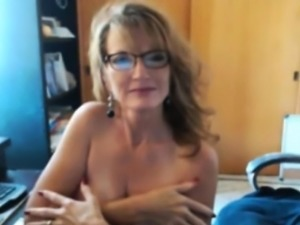 Busty Mature With Glasses